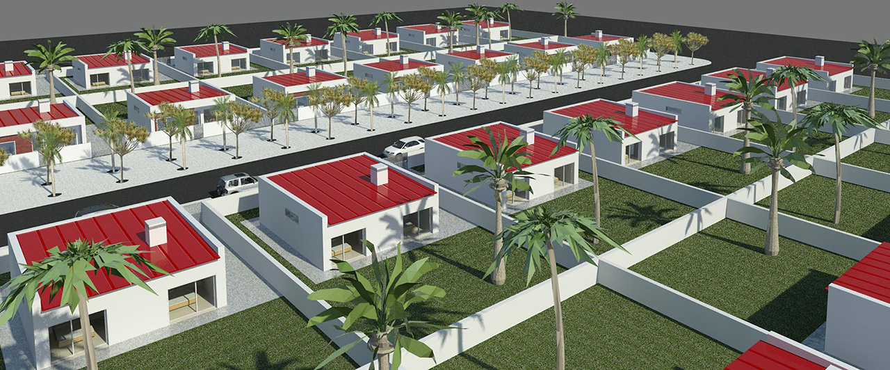 Housing Development – Lubango – Angola